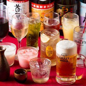 小倉の居酒屋,30分単品飲み放題