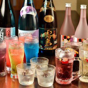 小倉の居酒屋,2時間単品飲み放題