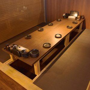 小倉の居酒屋,ごちやの半個室