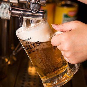 小倉の居酒屋,ごちやの生ビール