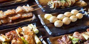 小倉の居酒屋,ごちやの料理