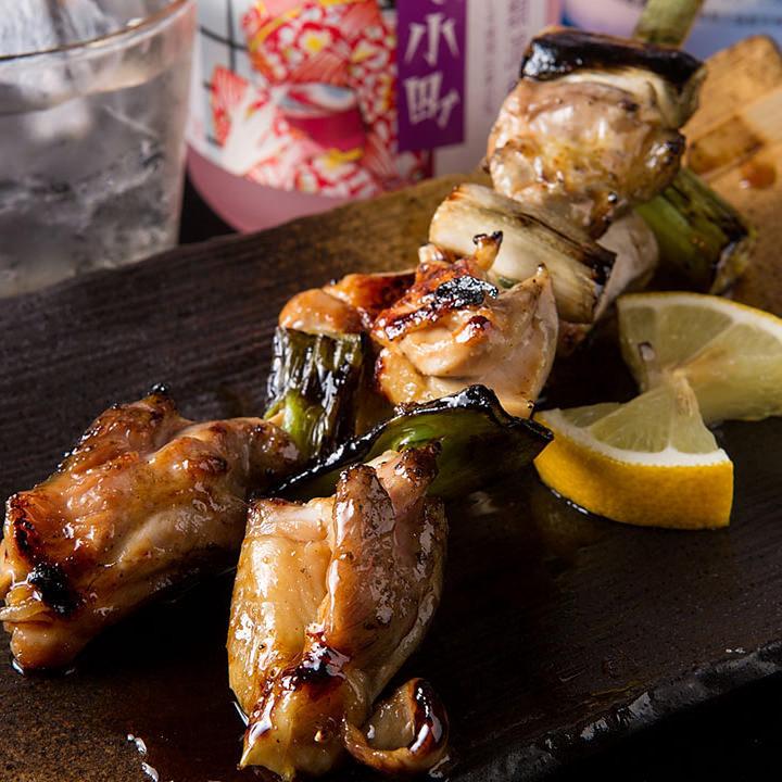 小倉でコスパ抜群の料理が味わえる居酒屋【炭火焼鳥酒家 ごちや 小倉店】